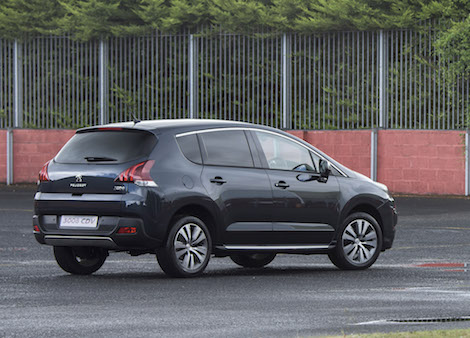 7a80db557e Peugeot launches 3008 Commercial Van - car and motoring news by ...