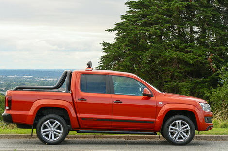 volkswagen amarok canyon new car review by. Black Bedroom Furniture Sets. Home Design Ideas