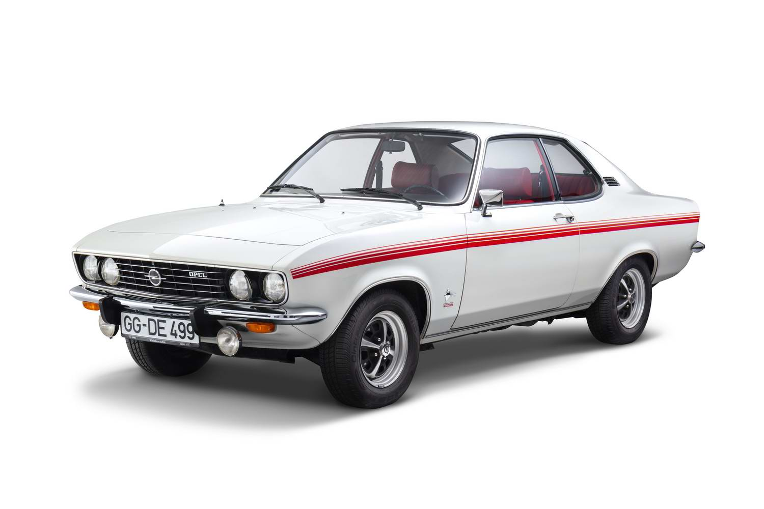 Complete Car Features | Opel Manta at 50