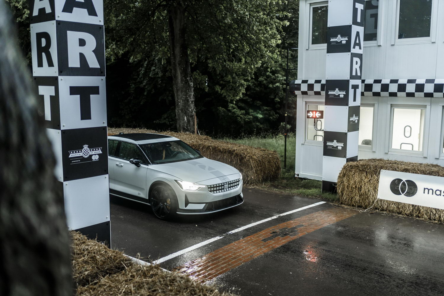 Complete Car Features   Polestar experiments at Goodwood