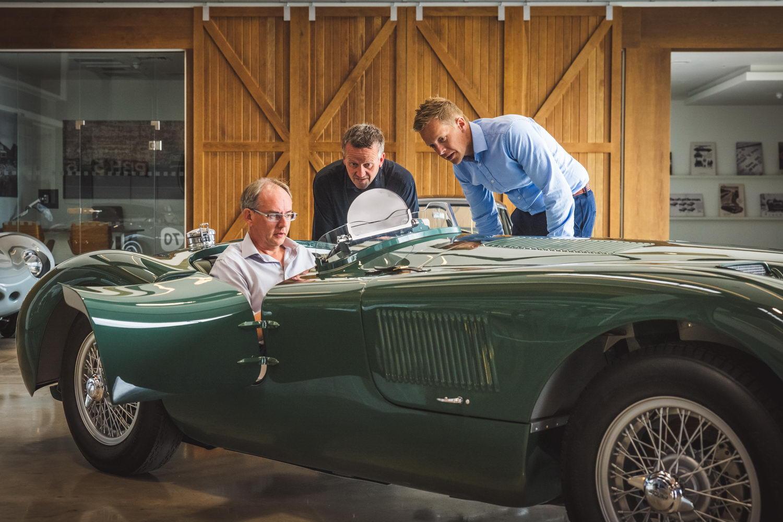 Complete Car Features | Jaguar recreates its Le Mans C-Type legacy