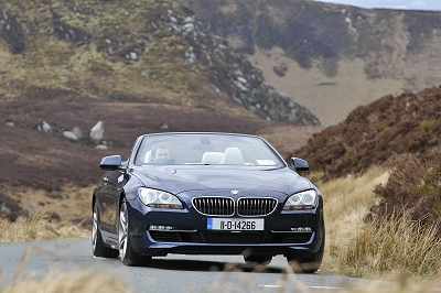 Complete Car Features | Sensational new BMW 6 Series Convertible