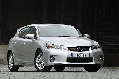 Complete Car Features | Still not entirely convinced by Lexus CT 200h