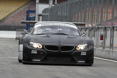 Complete Car Features | Gratuitous racing BMW Z4 GT3 photography
