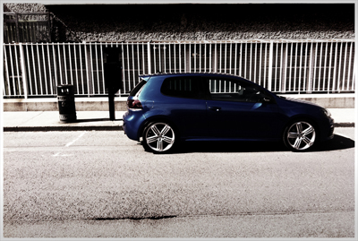 Volkswagen Golf R. Initial impressions.