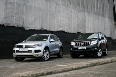 Complete Car Features | Volkswagen Touareg or Toyota Land Cruiser?