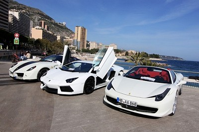 We Visit The Top Marques Monaco Supercar Show A Feature By