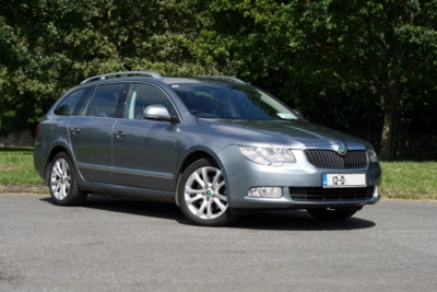 Complete Car Features | Readers' cars: Skoda Superb Combi 4x4