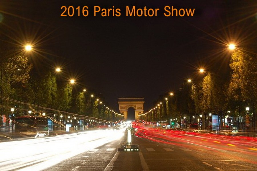 Complete Car Features | Paris Motor Show 2016