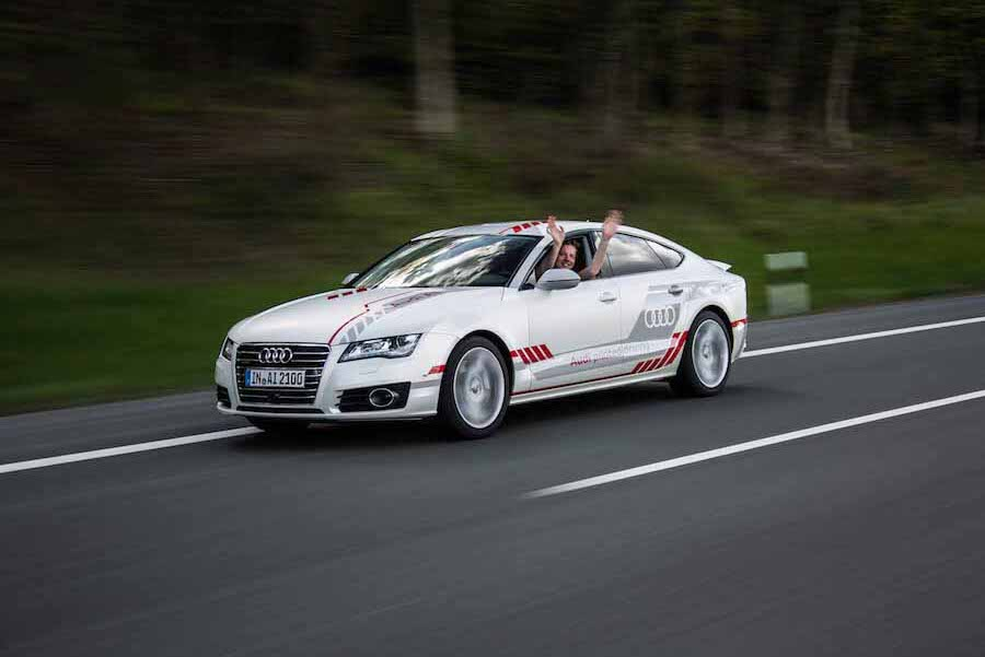 Complete Car Features | Audi progresses with