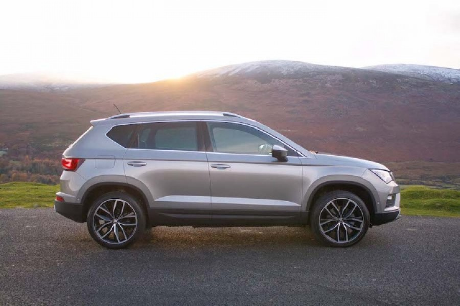 Complete Car Features | Five best mid-sized SUVs and crossovers in Ireland