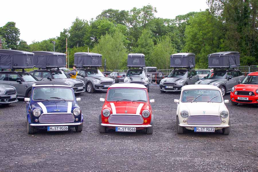 Complete Car Features | Mini Meet arrives in Ireland