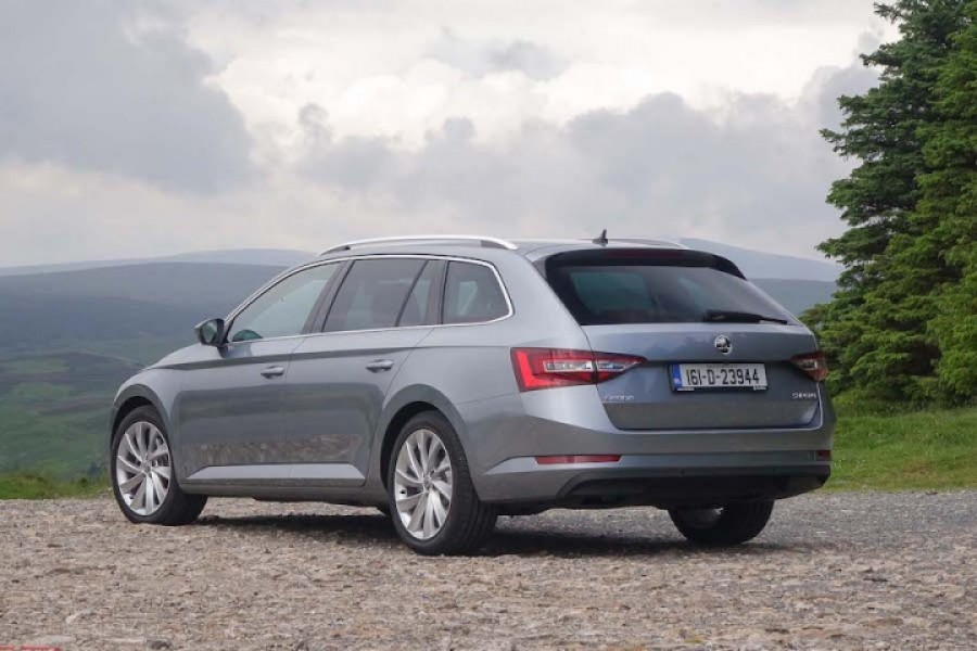 Complete Car Features | Five of the best estate cars in Ireland