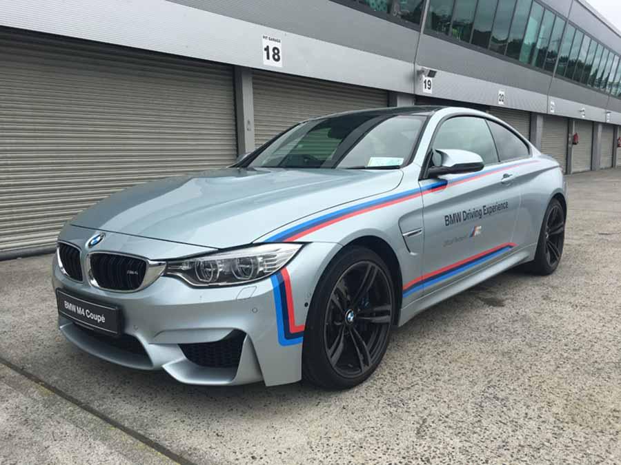 Complete Car Features | BMW puts the M into Mondello Park