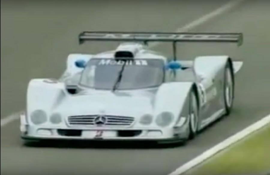 Complete Car Features | Video break: Mercedes' disastrous Le Mans 1999