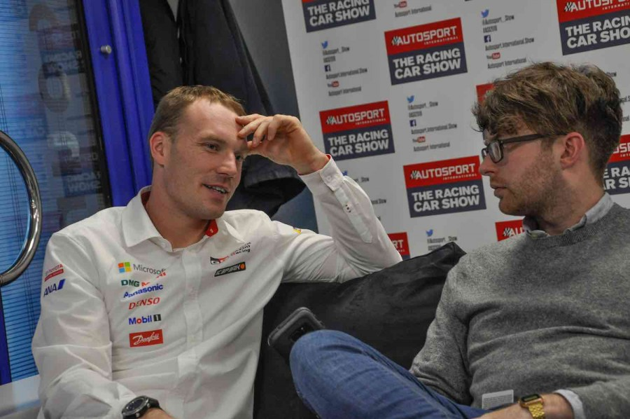 Complete Car Features | Interview: Jari-Matti Latvala
