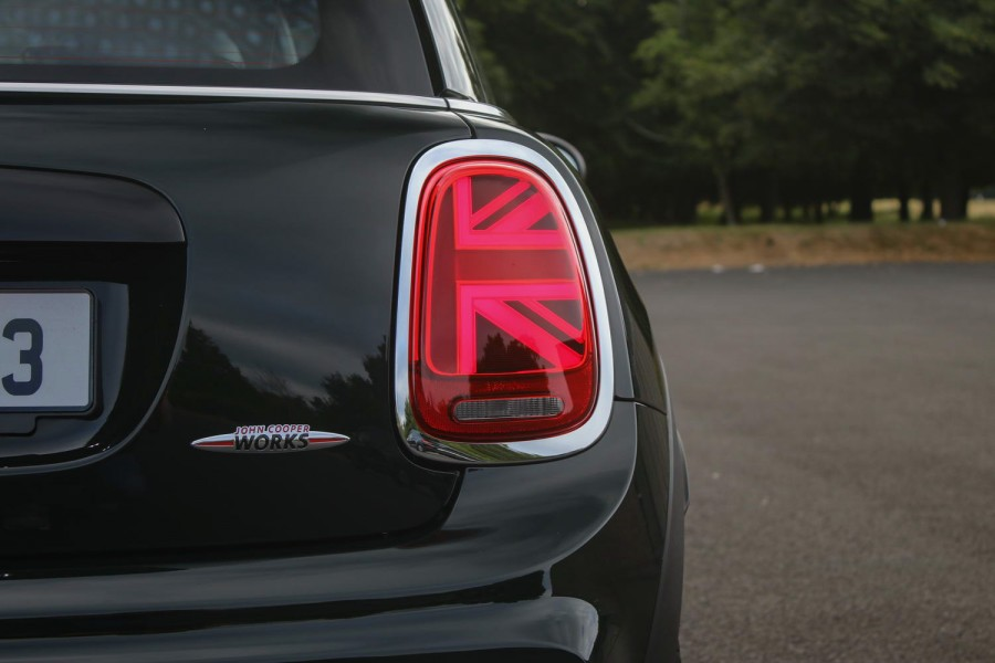 The Curious Case Of Mini S Politicised Tail Lights A