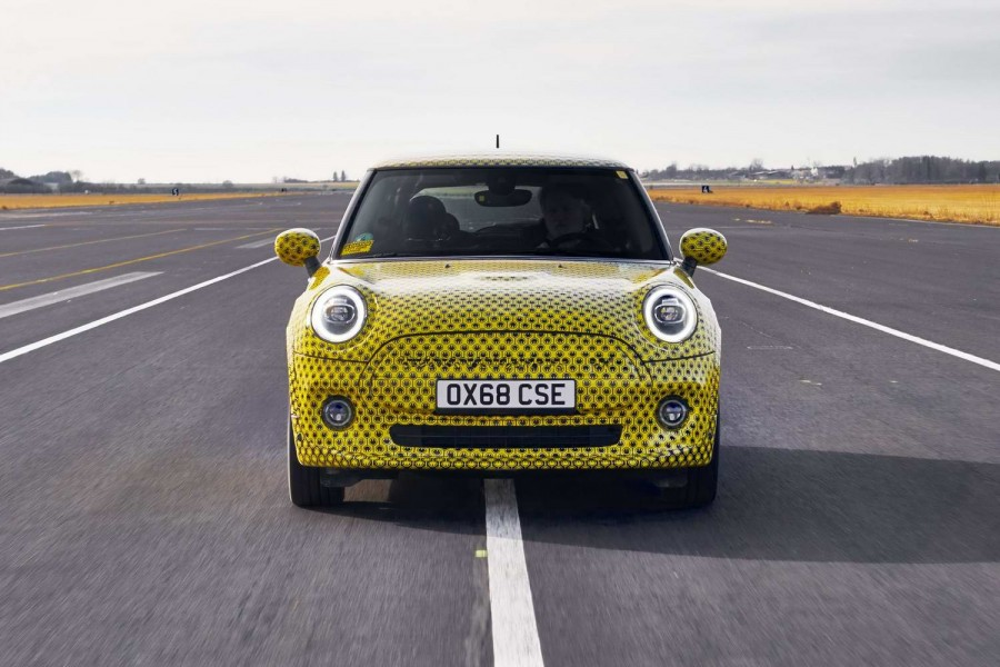 Complete Car Features | MINI gets ready to electrify