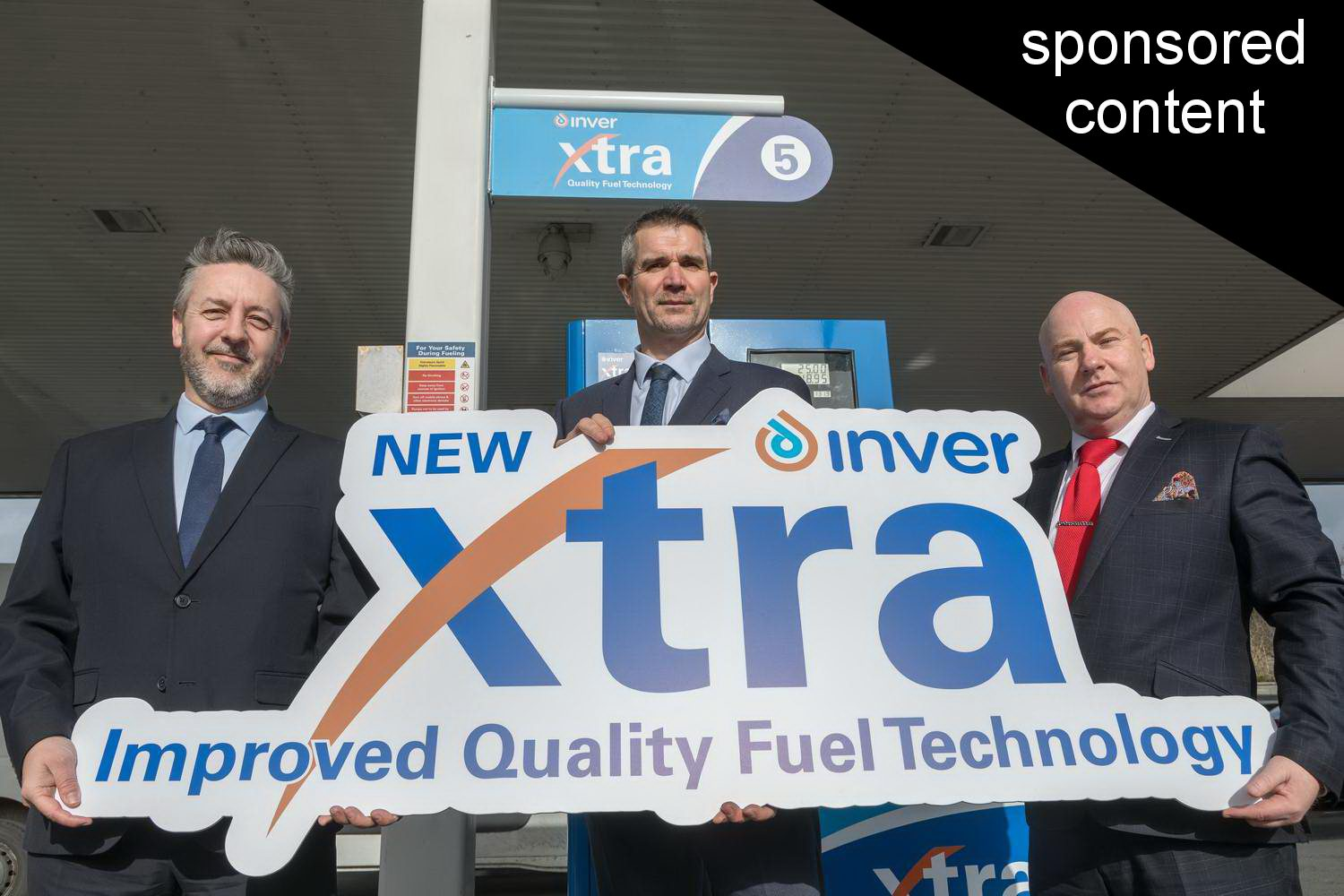 Complete Car Features | Inver launches enhanced fuels for Ireland