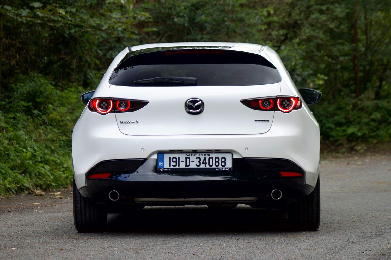 Mazda 3 2.0 SkyActiv-G M-Hybrid (2020)   Reviews ...
