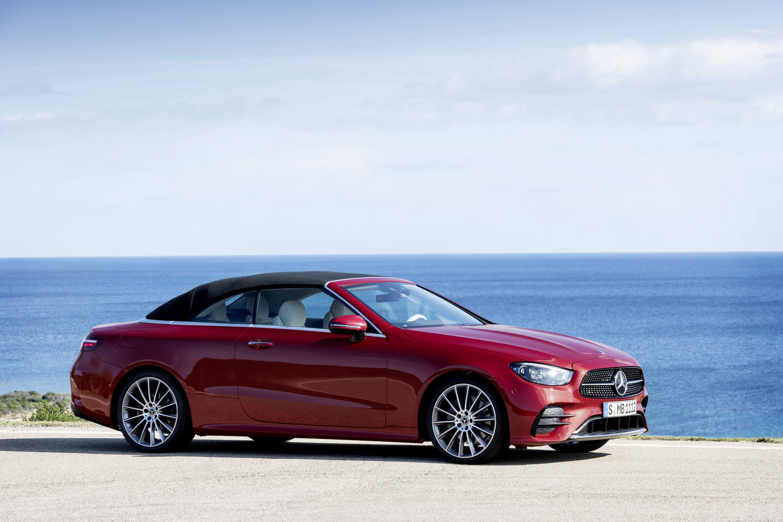 2021 Mercedes-Benz E-Class Cabriolet gallery - car and ...