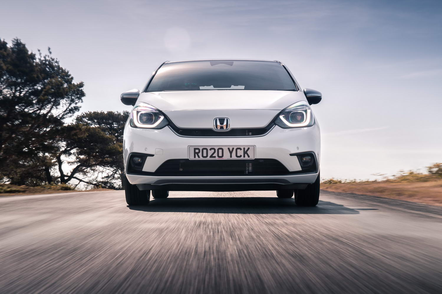 Honda Jazz hybrid (2020) review