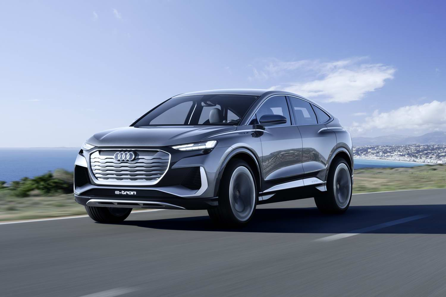 Audi Q4 e-tron to sire Sportback variant - car and ...