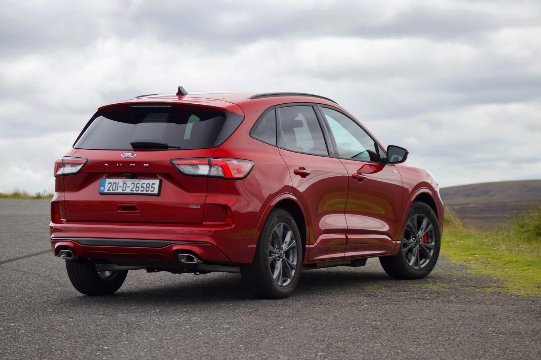 ford kuga phev plugin hybrid 2020  reviews  complete car