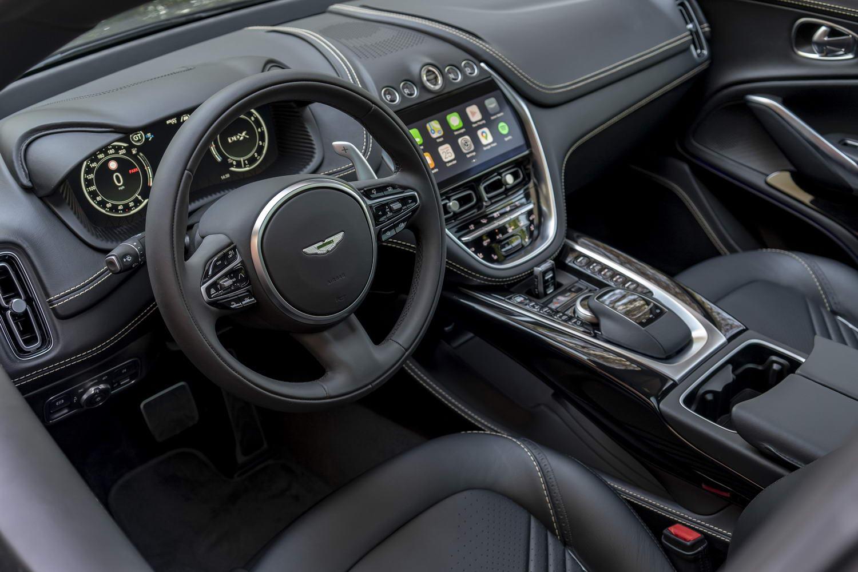 Aston Martin Dbx V8 2020 Reviews Complete Car