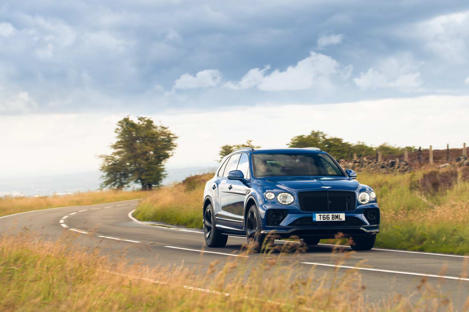 Bentley Bentayga V8 (2020)