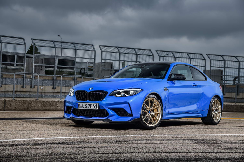 bmw m2 cs (2020) | reviews, test drives | complete car