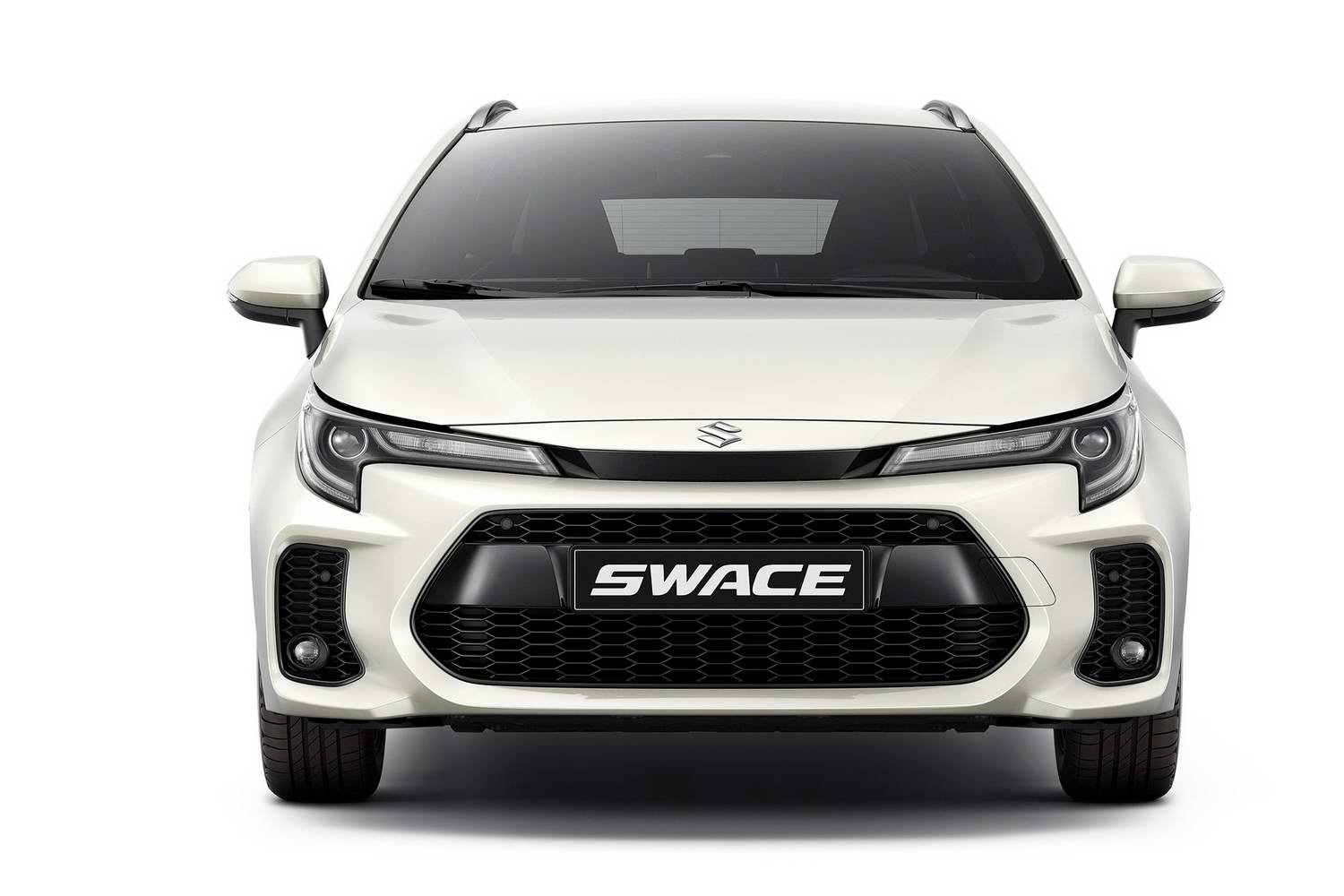Suzuki shows off new Swace estate