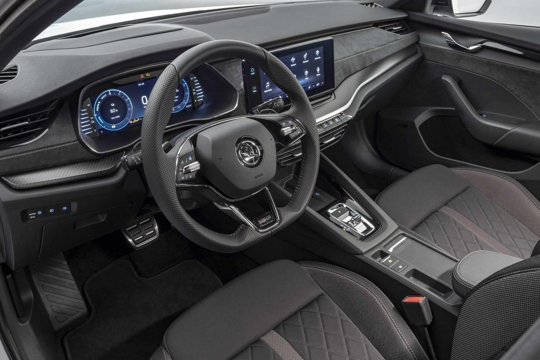 Skoda Octavia Combi Rs Iv 2021 Reviews Complete Car