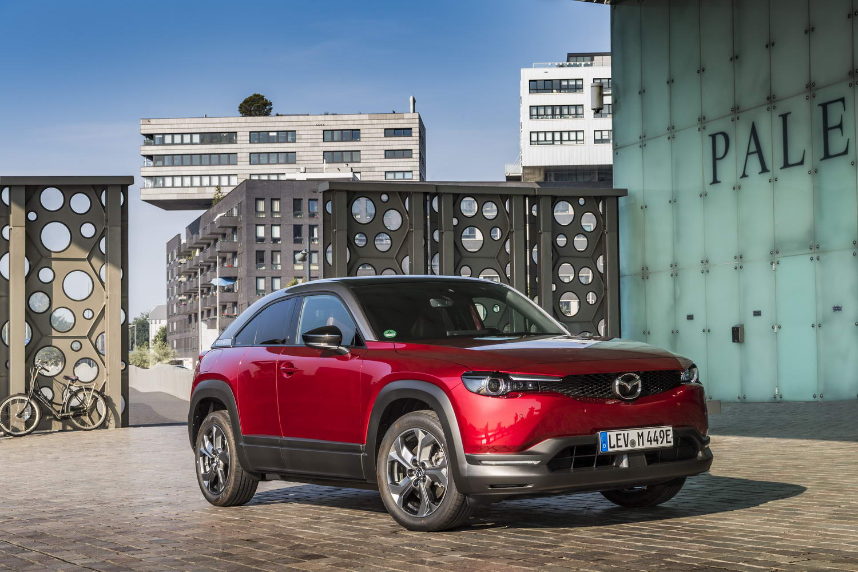 Mazda MX-30 (2021 pre-production) | Reviews | Complete Car