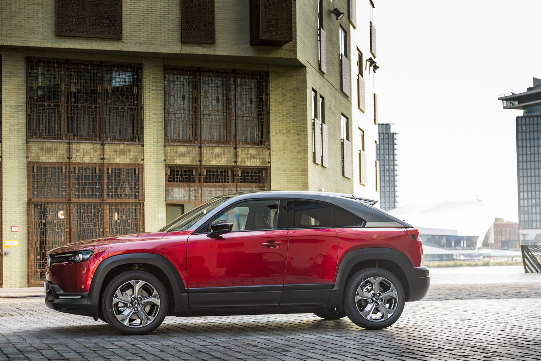 mazda mx-30 (2021 pre-production)   reviews   complete car