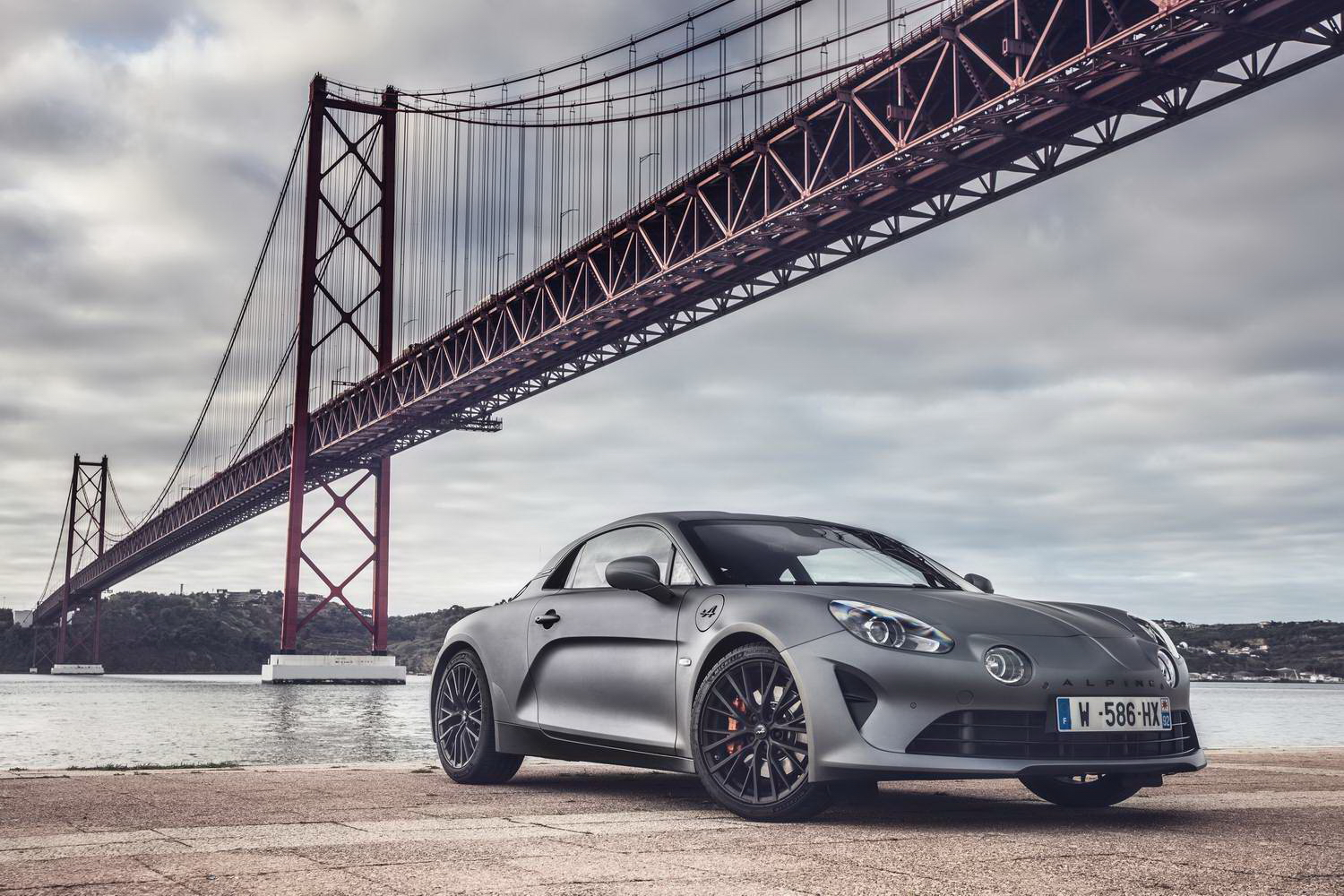 Alpine A110S coupe (2020)