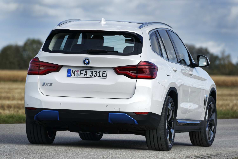 bmw ix3 electric (2021) | reviews | complete car