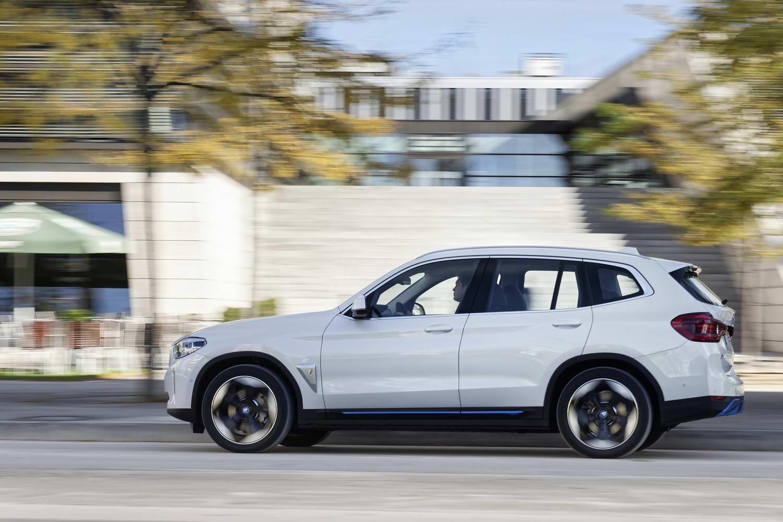 bmw ix3 electric (2021)   reviews   complete car