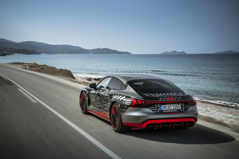 audi rs e-tron gt (2021 - prototype) | reviews | complete car