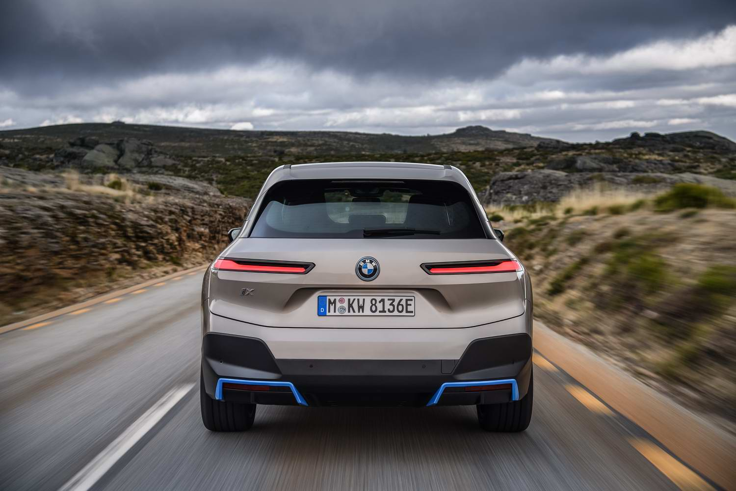 BMW iX SUV previews electric future - car and motoring ...