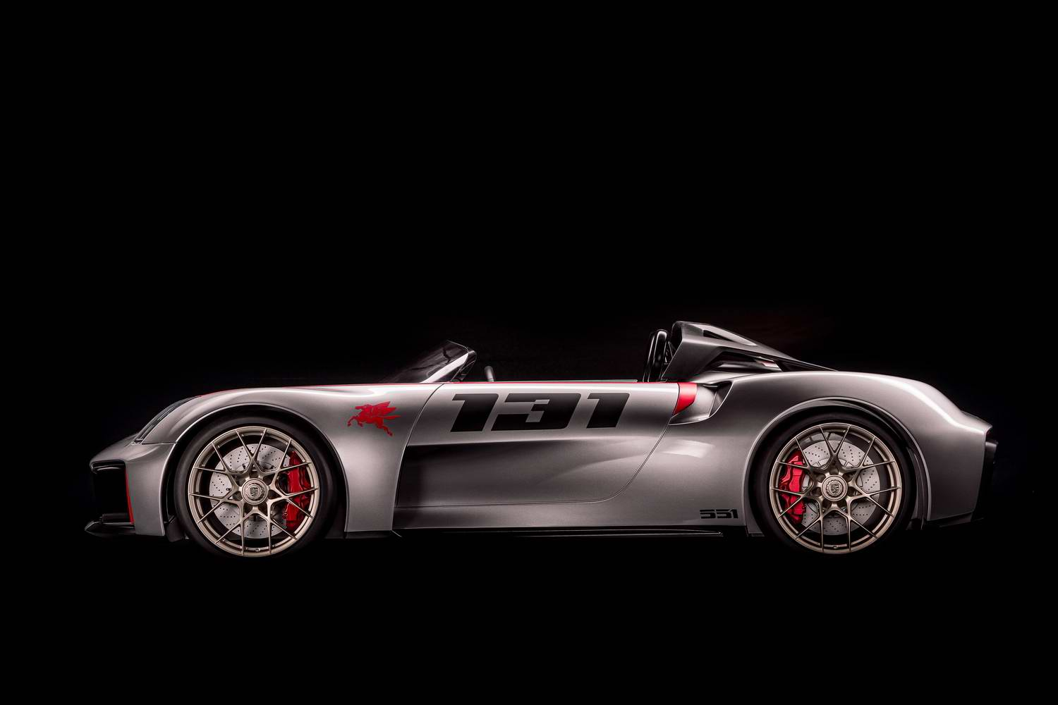 Porsche lifts lid on cars that never were