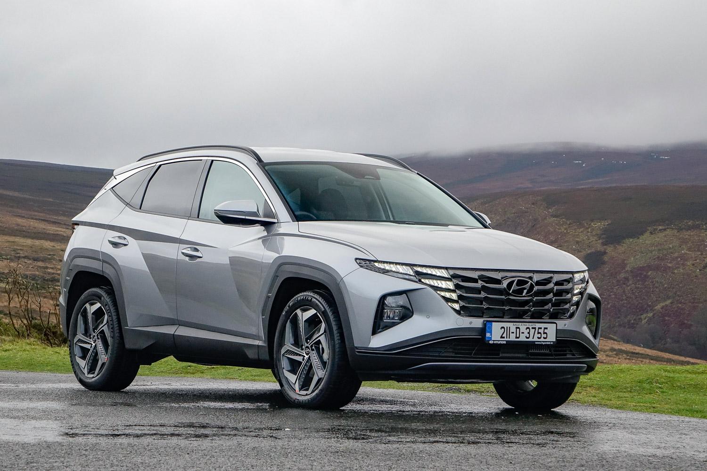 Hyundai Tucson Hybrid (2021) review