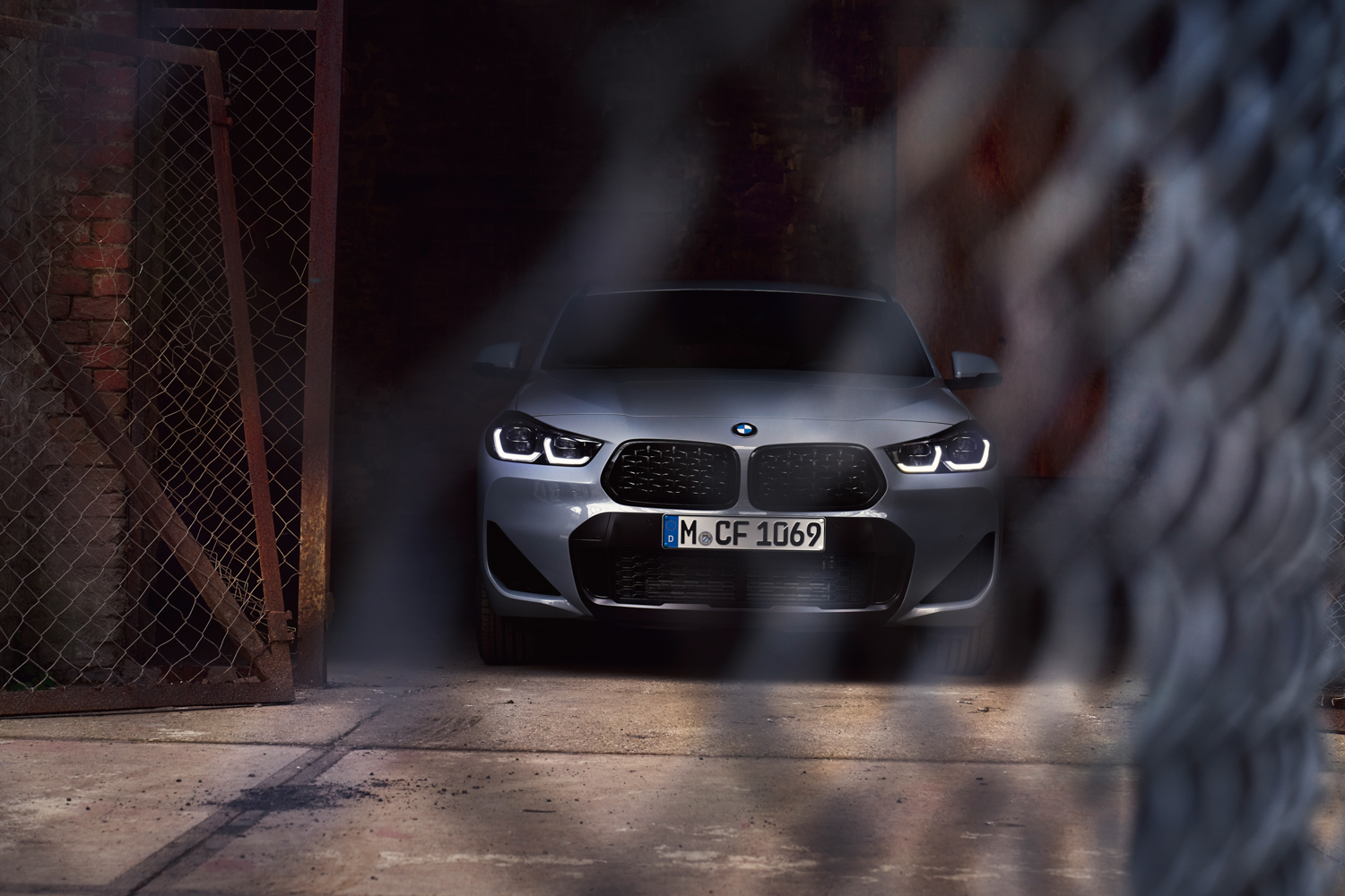 BMW launches X2 Mesh special edition