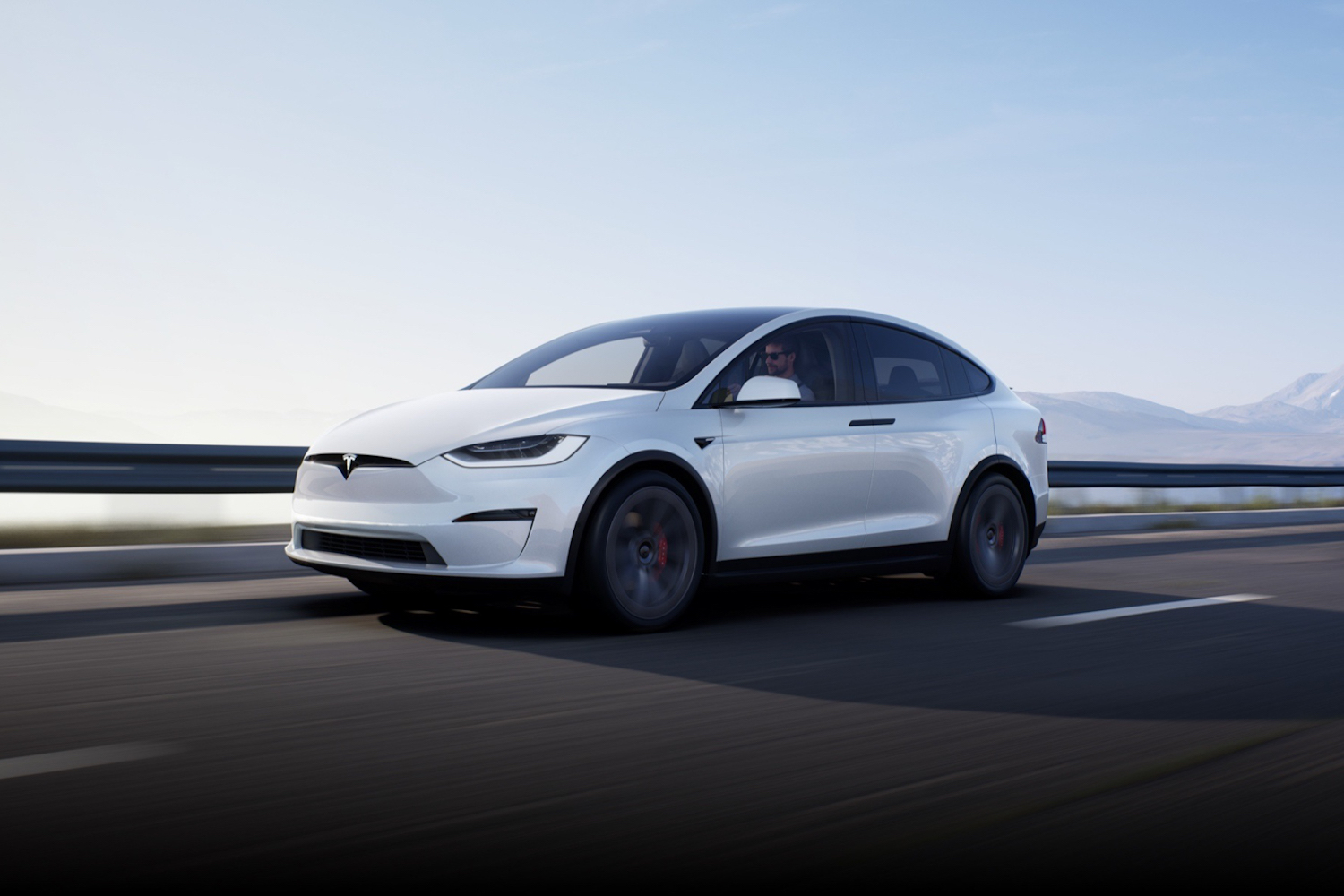 Tesla Model X Plaid update