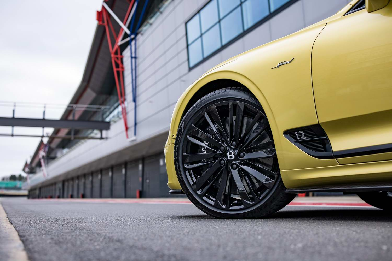 Bentley Continental GT Speed (2021) review