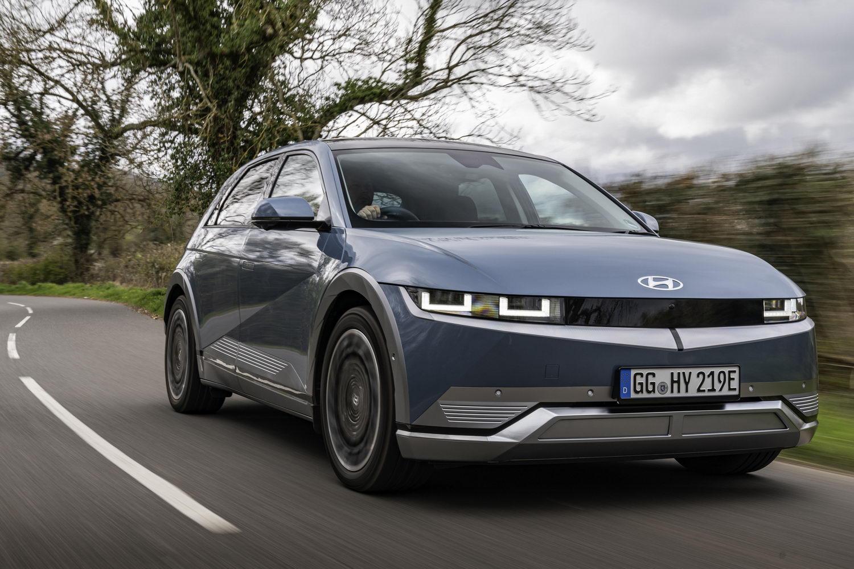 Hyundai Ioniq 5 58kWh (2021) review