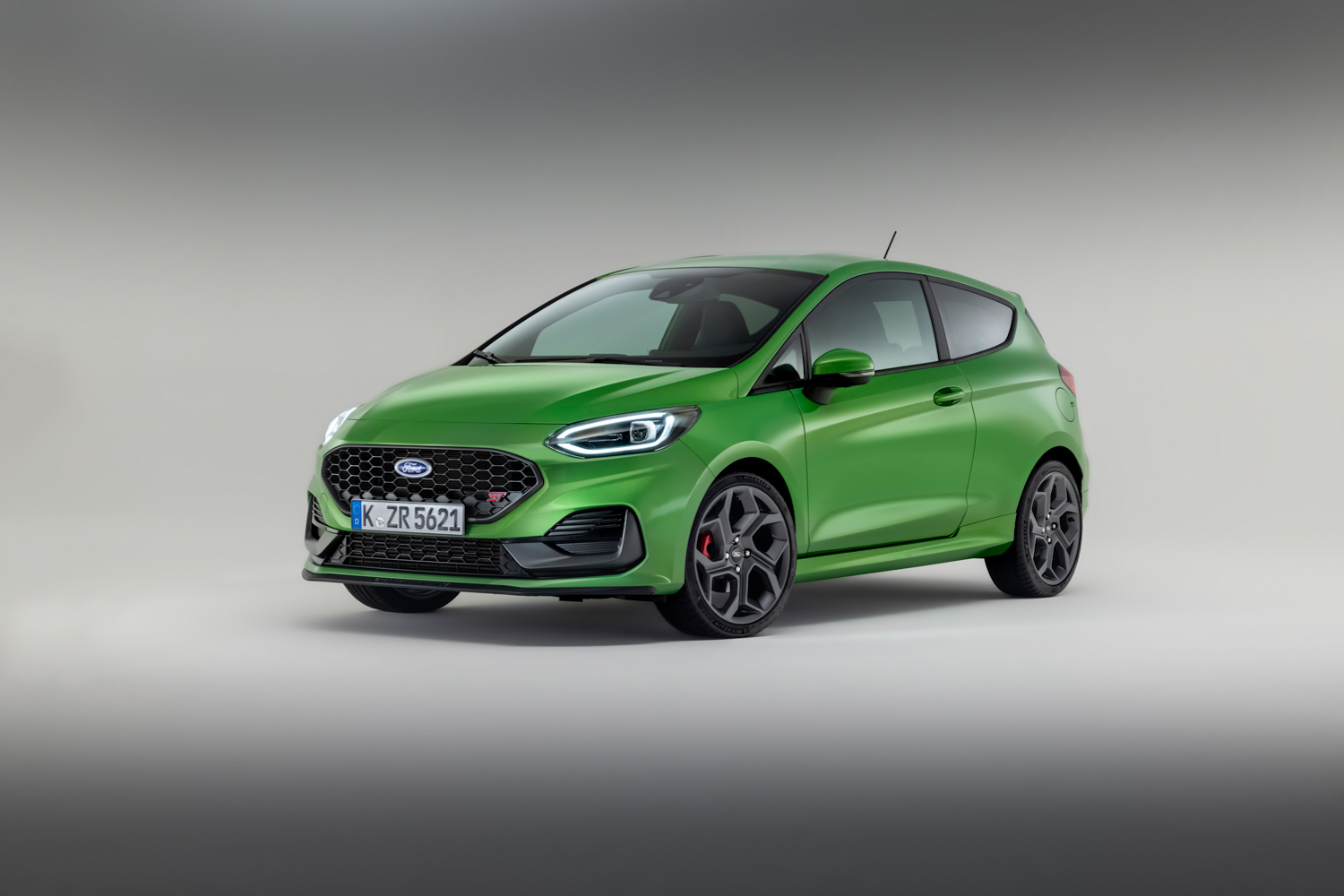 Ford gives the Fiesta a facelift