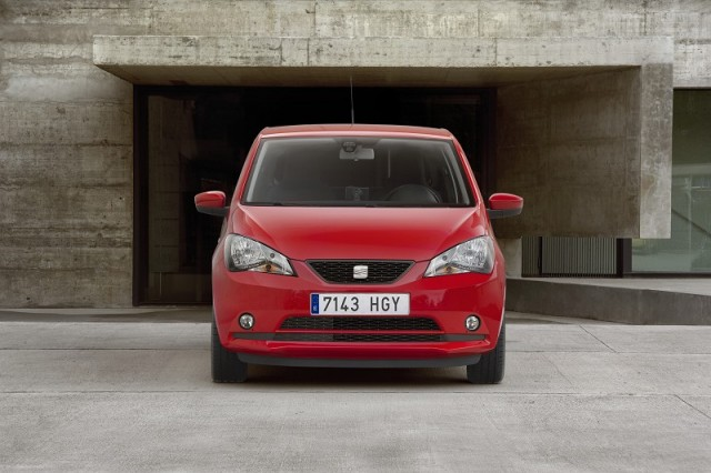 seat mii reviews news test drives complete car. Black Bedroom Furniture Sets. Home Design Ideas