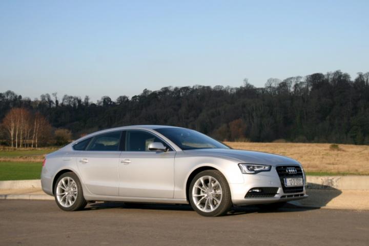 Audi A5 Sportback Reviews Complete Car