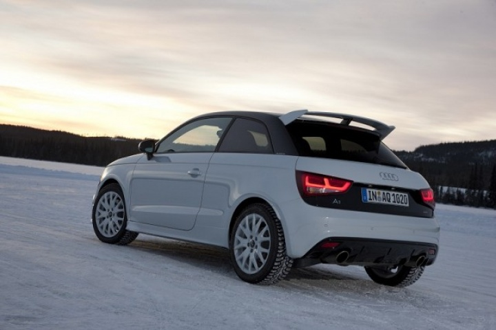audi a1 quattro reviews test drives complete car. Black Bedroom Furniture Sets. Home Design Ideas